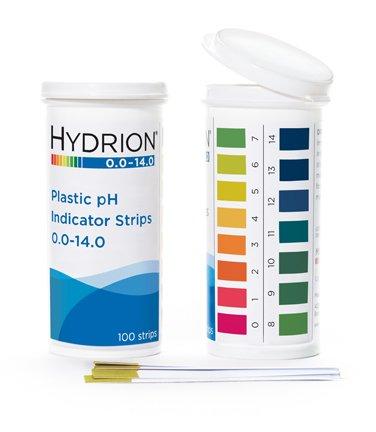 Tiras papel pH