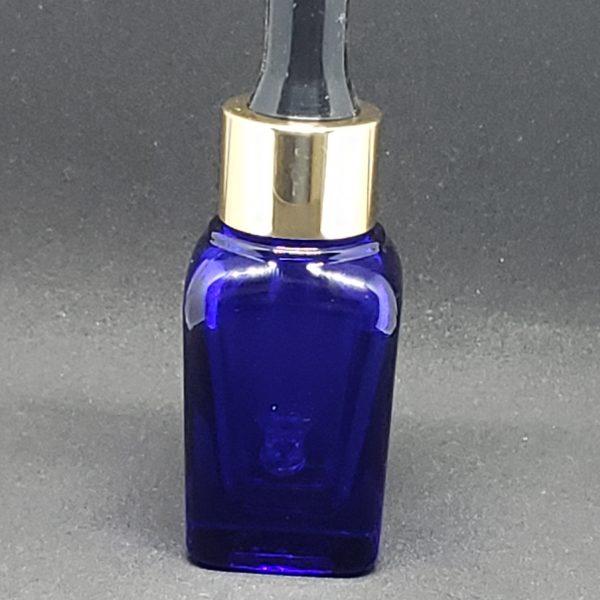 Gotario azul 15cc base cuadrada